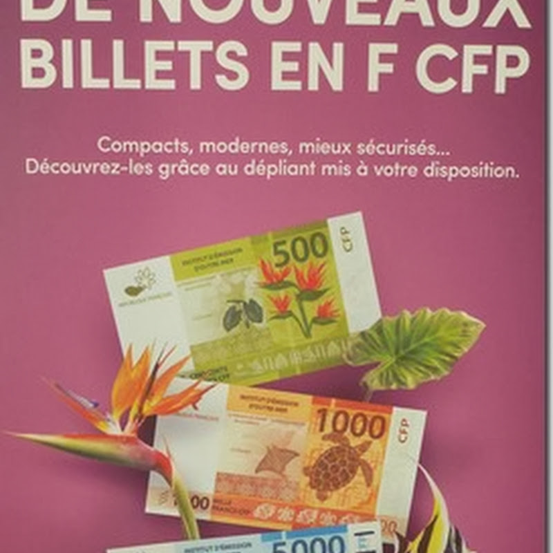 New Money in French Polynesia