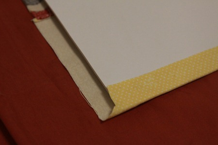 Fabric Covered Monthly Planner Tutorial (5)
