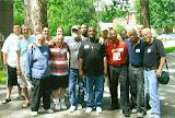 Cincinnati Men's Retreat June 2009 at Moye Spiritual Center.