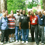 Cincinnati Men's Retreat June 2009 at Moye Spiritual Center.