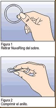 saca y comprime anillo