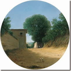 599px-'Country_Road_by_a_House',_oil_on_copper_painting_by_Goffredo_(Gottfried)_Wals
