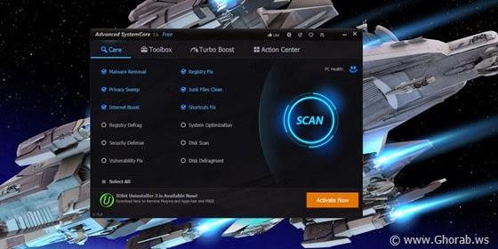 IObit Advanced SystemCare7