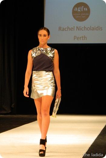 Rachel Nicholaidis - AGFW Fashion Show (1)