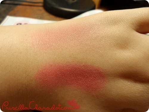 Priscilla Review Wet n Wild Blush on