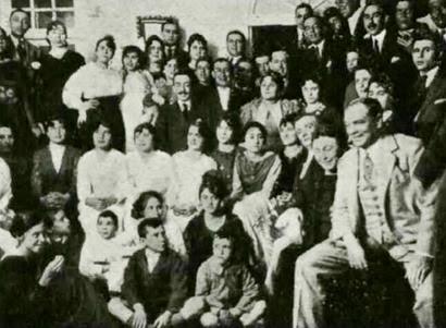 1918-11-11 (p. LL) Joselito en bautizo hijo Juan Soto - copia