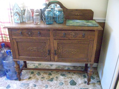 vintagesideboard