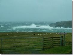 rough seas cunndal