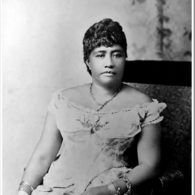 A última rainha do Havaí