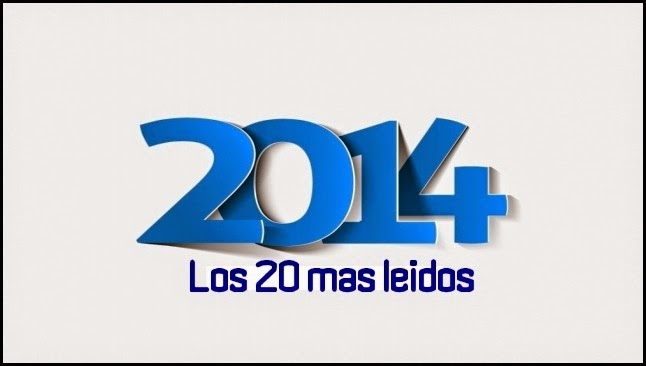 2014 (Los 10 mas leidos)