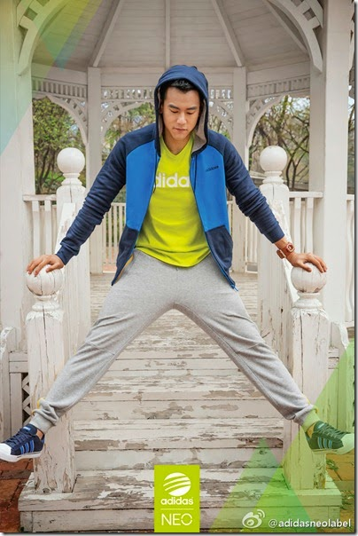 adidas Neo Label X Eddie Peng 2014 summer-fall 06