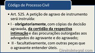 Necessidade de Certidão de Publicação da Decisão Recorrida no Agravo de Instrumento