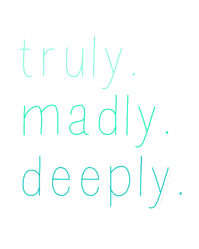 truly madly deeply t