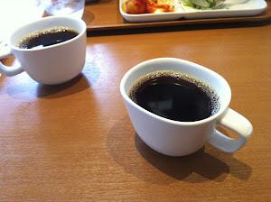 変わった形のマグカップ