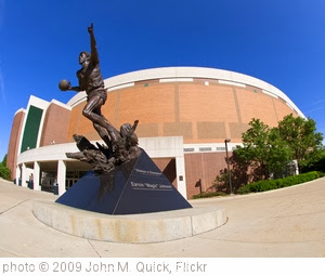 'Breslin Center' photo (c) 2009, John M. Quick - license: http://creativecommons.org/licenses/by/2.0/
