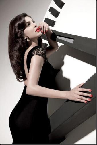 Priyanka Chopra Shahid Kapoor Filmfare Photoshoot 2012
