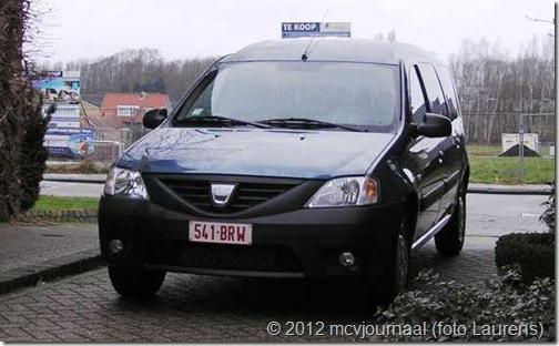 Laurens - Dacia Logan Van 02