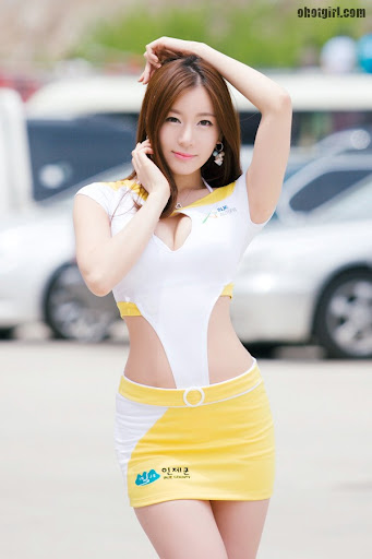 2011 CJ Super Race Round 2 - Han Ji Eun