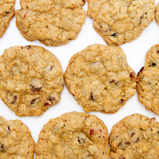 Dr. Coad's Oatmeal Cookies with Chocolate Chips and Dried Cranberries