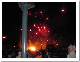 Florida vacation Epcot at night Illuminations fireworks10