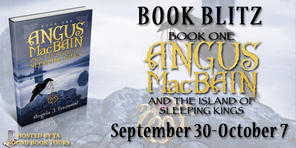 {Excerpt+Giveaway} Angus MacBain by Angela Townsend