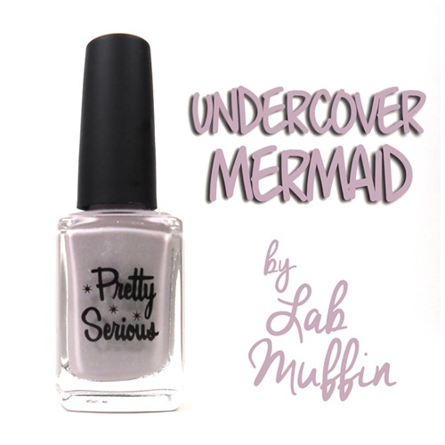 Pretty Serious Undercover Mermaid