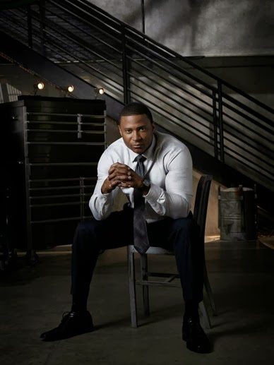 David Ramsey as John Diggle
