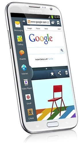 Samsung Galaxy Note 2- Multi-Window