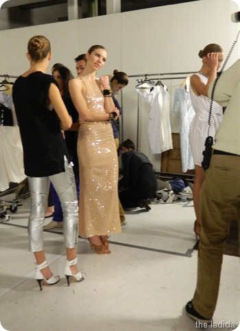 Cleo and Swarovski Backstage (12)