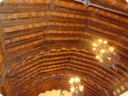 music room ceiling