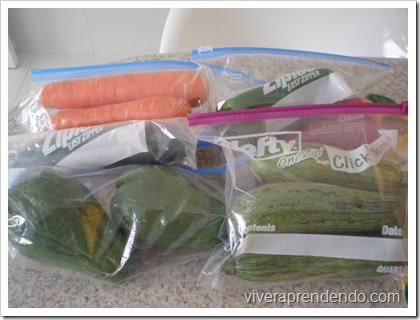 Higienizando Legumes e Vegetais1