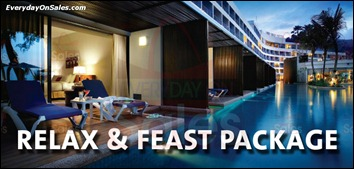 Hard Rock Hotel, Penang Relax & Feast Package 2013 All Discounts Offer Shopping Save Money EverydayOnSales