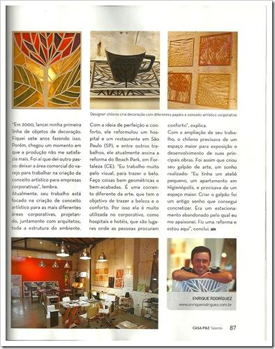 CLIPPING CASA E DECORACAO 02 JANEIRO 2012