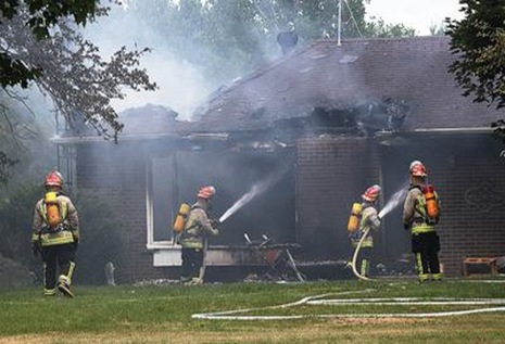 Hse Fire July 13th