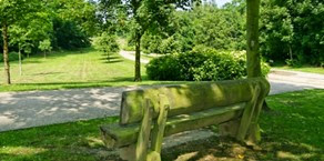 jardins du château de Montgeon