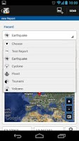 Screenshot of Geohazard - Natural Hazards