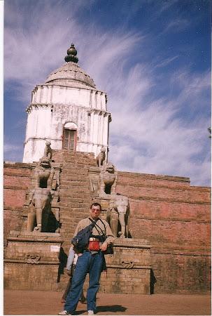 Sights of Nepal: Bhaktapur temple