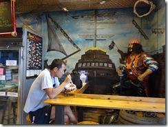 マウイ島のレストラン