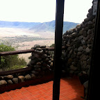 Ngorongoro Serena Lodge © Foto: Doreen Schütze | Outback Africa