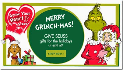 Grinch Seuss Zulily