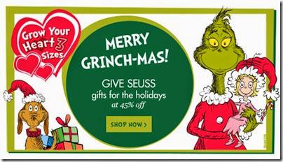 Grinch Seuss Zulily