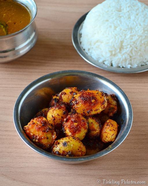 Potato Sambal