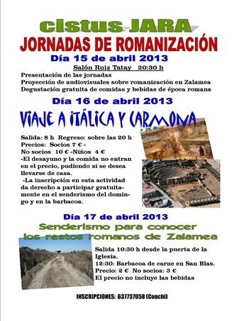 Programa romanización 2