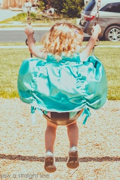 5 & 10 designs princess dress sew a straight line-1-2