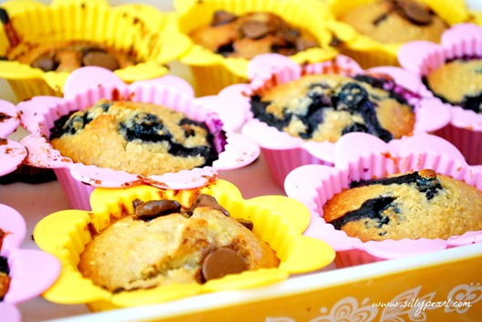 Oat Breakfast Muffins on Multiples in the Kitchen