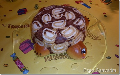 tarta tortuga (7)