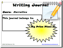 writingjournalprimary