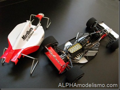 McLaren MP4-7f