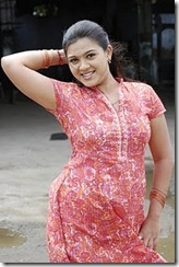 swetha in churidar