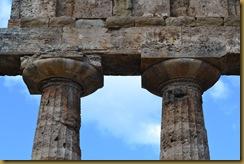 Athena Column Capitals